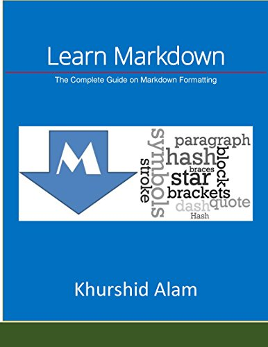 Book Cover: Learn Markdown